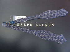 Polo RALPH LAUREN Polo Made in Italy Navy Anchor Stripe Bow Tie