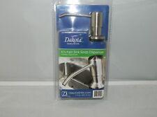 Dakota DSA-SDSS Kitchen Sink Soap Dispenser Stainless Steel Finish New