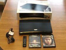 Samsung UBD-K8500 Smart 4K Ultra HD Blu-ray Player includes x2 4K Ultra HD films