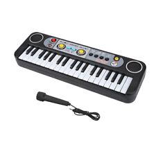37 Tasti Elettronica Tastiera Piano Musicale Microfono Pianoforte elettrico