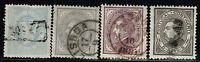 Portugal SC# 52-55, Used - Lot 112215
