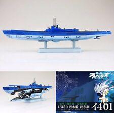 Arpeggio of Blue Steel Ars Nova 1/350 Attack Submarine I-401 Model Iona Japan