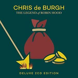 Chris de burgh-legend of robin hood the-del cd new