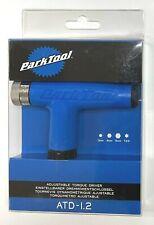 Park Tool ATD-1.2 Adjustable 4 4.5 5 5.5 6Nm Bike Torque Wrench 3 4 5mm Hex T25