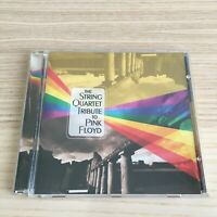 The String Quartet - Tribute to Pink Floyd - CD Album - 2002 USA - RARO