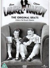 LAUREL & HARDY THE ORIGINAL BRATS & MORE HAL ROACH CLASSICS 2004 B&W