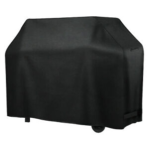 Heavy Duty BBQ Cover Waterproof Outdoor Garden Barbecue Grill Cover Picked Size