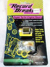 Vintage 1989 Hasbro Record Breakers World of Speed Super Turbo engine/gears set