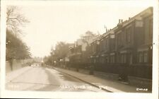 Colliers Wood near Tooting. Marlborough Road # 1930 by Johns.