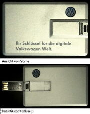 VW - USB-Stick - 2 GB - Scheckkarten-Format