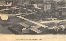 Exposition de locomotion aérienne Paris