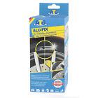 """Silver Alloy Wheel Rim Repair Kit - Kerb Damage, Curb, Scuffs Scrape """"Alu-Fix"""""""
