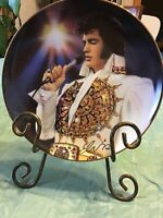 """The Dream"" Bradford Exchange Elvis Presley Collectors Plate"