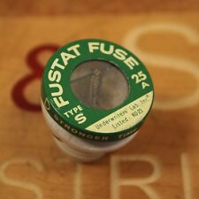 Fustat Type S, 25 Amp No. 925 Time Delay Fuse - NEW