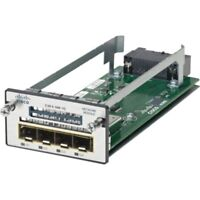 USED Cisco C3KX-NM-1G Network Module for 3750X and 3560X Series