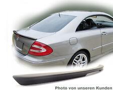 Mercedes clk w209 alfombrilla de boca delantales nuevo alerón aerodinámica alerón