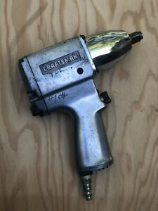 Vintage Sears Craftsman Air Impact Wrench Model 875-188992 Used Tested