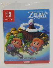 Zelda Link's Awakening PIN SET-Nintendo Switch - 2019. Link & Marin Hard to Find