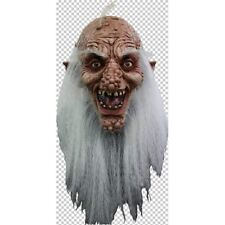 Gutter Boils Old Man Full Head Latex Mask Adult Halloween Fancy Dress Halloween