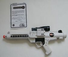 Vintage 1996 Star Wars Stormtrooper Blaster Rifle Disney Star Tours