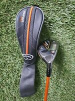 Callaway Super Hybrid 17 Degrees. * Head Only, Near Mint* with headcover