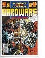 Hardware #17 // Worlds Collide // DC // Milestone Comics