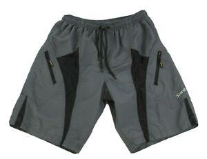 Santic Cycling Shorts Gray Size Small Padded