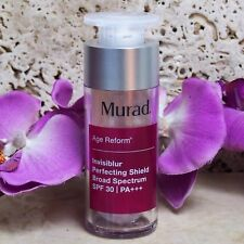 MURAD INVISIBLUR PERFECTING SHIELD Broad Spectrum SPF 30 I PA+++ 1oz!!! NO BOX