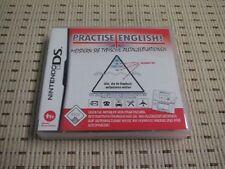 Practise English maestros usted típicas situaciones cotidianas para Nintendo DS, DSI