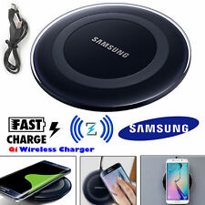 Samsung Qi Fast Wireless Charger Charging Pad For Galaxy S7,S7 Edge S8 S9 Note 8