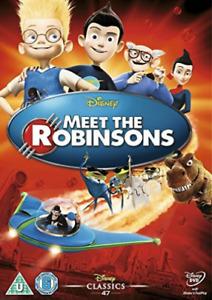 Meet the Robinsons (UK IMPORT) DVD [REGION 2] NEW