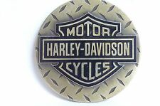 2009 Harley Davidson Motor Cycle bronze medal logo USA nwt mint.com