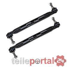 2x Stange/Strebe, Stabilisator, Koppelstange Vorne Chevrolet Opel Links Rechts