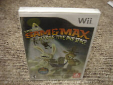 Sam & Max: Beyond Time and Space  (Wii, 2010)