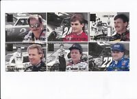 1994 Maxx ROOKIES OF THE YEAR #6 Rusty Wallace BV$6!! SCARCE!!