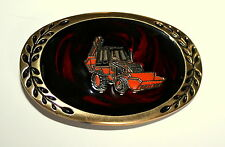 1980's Trencher Front Loader Construction New NOS Aminco Heritage Belt Buckle