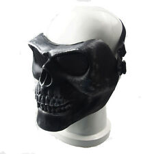 Skeleton Skull Head Face Mask Masque Airsoft Paintball Cosplay Ghost Halloween