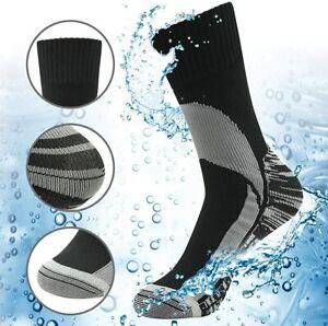 Randy sun Mens,Women Waterproof Breathable Socks Midcalf  Skating socks Outdoor