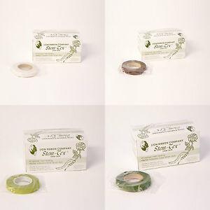 Stemtex Floral Florist  tape  stem tape stem tex Choose Colour roll