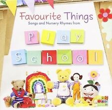 Various Artists - Play School: Favourite Things (CD, Sep-2014) NEW & SEALED