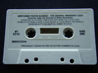 Gentlemen Prefer Blondes - The Original Broadway Cast Tape Cassette (C7)