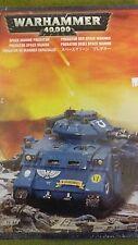 Warhammer 40K Adeptus Astartes Space Marine PREDATOR Heavy Support, new