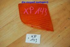 Piaggio Blinkleuchtenglas rechts triom 210508-D Original NEU NOS xp143