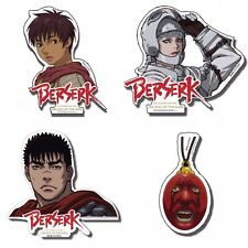 Berserk Guts Sticker Set Behelit Griffith Anime Manga Officially Licensed New