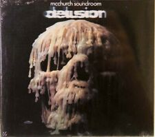 McChurch Soundroom-Delusion German prog psych psych cd