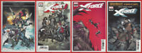 X-FORCE #1 2 3 4 SET (1st PRINT) Cable Domino X-Men Marvel 2018/2019 NM- NM