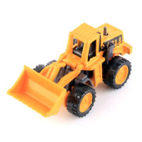 1:64 Alloy Car Bulldozers Construction Vehicles Metal Toy For Children Kids Boys