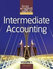 Intermediate Accounting (Volume 1), Weygandt, Jerry J., Warfield, Terry D., Kies