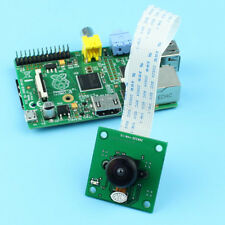 OV5647 Camera Board /w M12x0.5 mount Fisheye Lens for Raspberry Pi 3 / B+ / 2