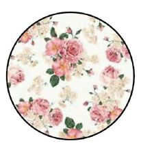 "48 Flowers!!!  ENVELOPE SEALS LABELS STICKERS 1.2"" ROUND"